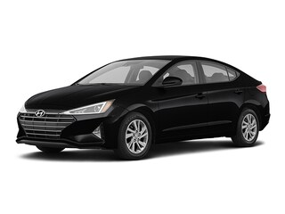 New 2020 Hyundai Elantra Sedan North Attleboro Massachusetts