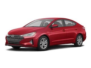 New 2020 Hyundai Elantra SE Sedan in Ocala, FL