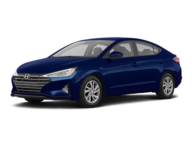 2020 Hyundai Elantra SE IVT SULEV