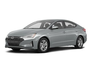 2020 Hyundai Elantra Value Edition w/SULEV Sedan
