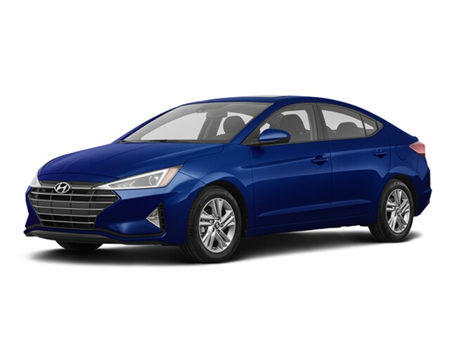 New 2020 Hyundai Elantra Value Edition Sedan for sale in Chicago Area