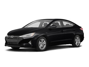 2020 Hyundai Elantra Value Edition Sedan 5NPD84LFXLH584030