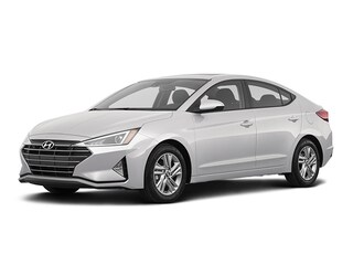 New 2020 Hyundai Elantra Value Edition Sedan in Ocala, FL