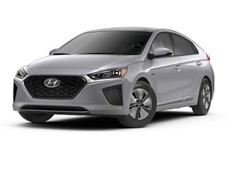 2020 Hyundai Ioniq Hybrid Hatchback Summit Gray