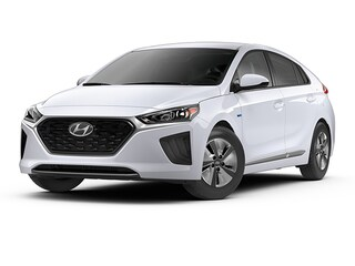 New 2020 Hyundai Ioniq Hybrid Blue Hatchback for sale in Anchorage AK