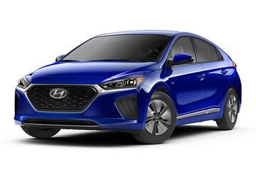 2020 Hyundai Ioniq Hybrid Hatchback