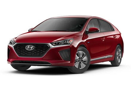 New 2020 Hyundai Ioniq Hybrid Blue Hatchback on sale in McKinney, TX