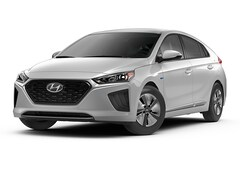 New 2020 Hyundai Ioniq Hybrid Blue Hatchback For Sale in Panama City, FL