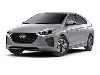 New 2020 Hyundai Ioniq Hybrid Blue Hatchback For Sale Near New York City