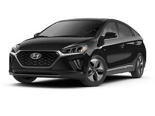 New 2020 Hyundai Ioniq Hybrid Limited Hatchback KMHC05LC0LU210204 YLU210204 Cleveland