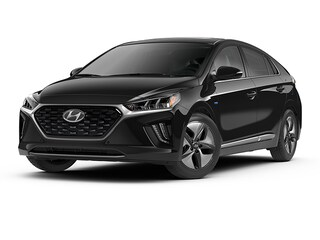New 2020 Hyundai Ioniq Hybrid Limited Car Bennington VT