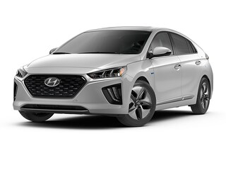 New 2020 Hyundai Ioniq Hybrid Limited Hatchback in Richmond, VA
