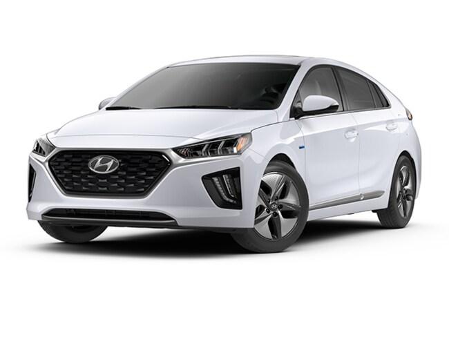 New 2020 Hyundai Ioniq Hybrid SEL Hatchback in St. Louis, MO