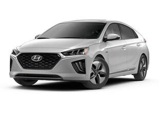 2020 Hyundai Ioniq Hybrid SEL Hatchback KMHC85LC9LU200957