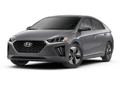 2020 Hyundai Ioniq Hybrid SEL Hatchback [CT, 01-0, T9Y, YT3, RP]