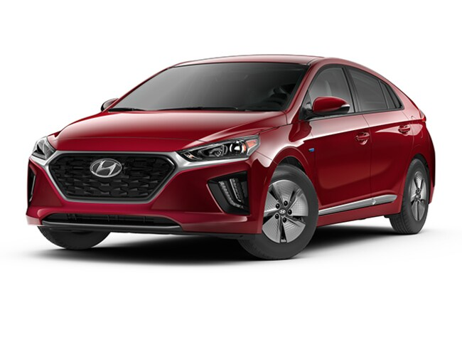 New 2020 Hyundai Ioniq Hybrid SE Hatchback in St. Louis, MO