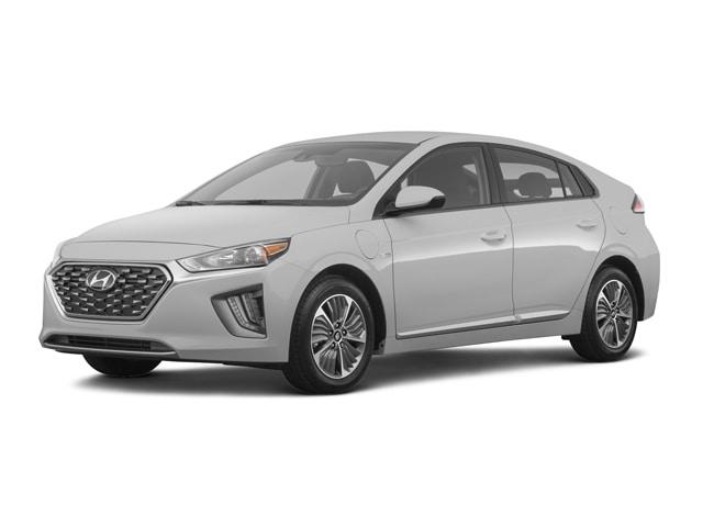 2020 Hyundai Ioniq Plug-In Hybrid Hatchback