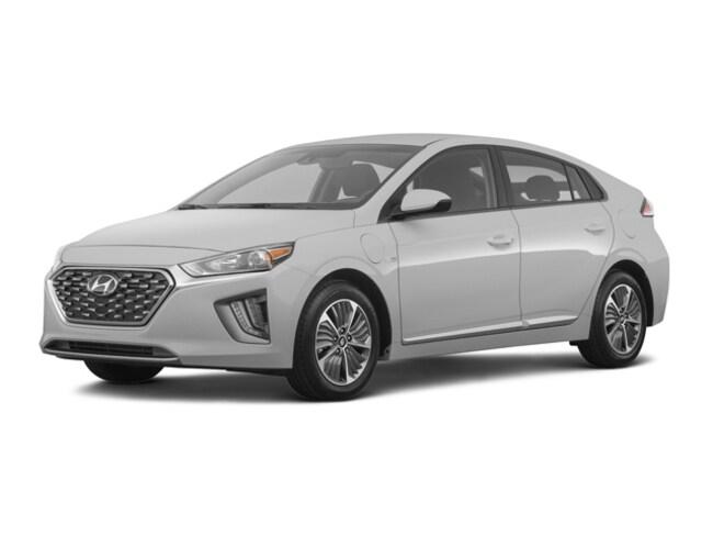 New 2020 Hyundai Ioniq Plug-In Hybrid SE Hatchback in Dublin, CA