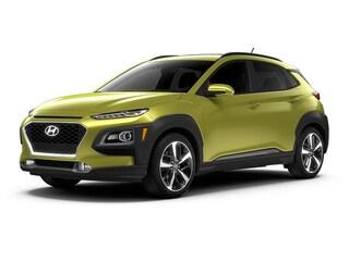 New 2020 Hyundai Kona Limited SUV KM8K3CA50LU484482 for Sale at D'Arcy Hyundai in Joliet, IL