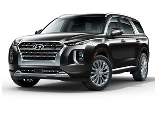 New 2020 Hyundai Palisade Limited SUV KM8R5DHE5LU102712 for Sale at D'Arcy Hyundai in Joliet, IL