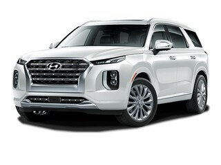 New 2020 Hyundai Palisade Limited SUV KM8R5DHEXLU094476 for Sale at D'Arcy Hyundai in Joliet, IL