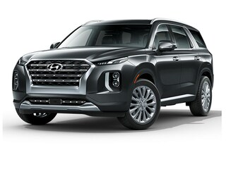 New 2020 Hyundai Palisade Limited SUV in Torrington CT