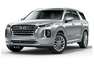 New 2020 Hyundai Palisade Limited SUV KM8R54HE1LU143886 for Sale at D'Arcy Hyundai in Joliet, IL
