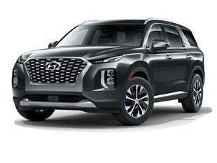 2020 Hyundai Palisade SEL SUV KM8R34HE1LU117004
