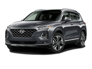 New 2020 Hyundai Santa Fe Limited 2.0T SUV for sale in Santa Fe, NM