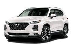 2020 Hyundai Santa Fe Limited 2.0T All-wheel Drive
