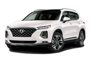 New 2020 Hyundai Santa Fe Limited 2.0T SUV 5NMS5CAA3LH224077 for Sale at D'Arcy Hyundai in Joliet, IL