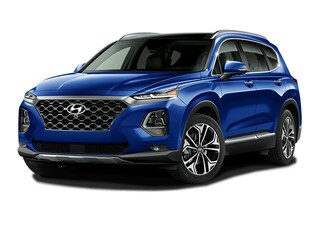 New 2020 Hyundai Santa Fe Limited 2.0T SUV 5NMS53AA5LH171284 for Sale at D'Arcy Hyundai in Joliet, IL