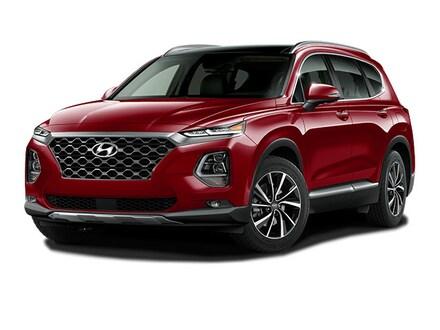 2020 Hyundai Santa Fe Limited 2.4L Auto FWD SUV