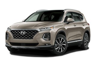 New 2020 Hyundai Santa Fe Limited SUV for sale in Nederland TX