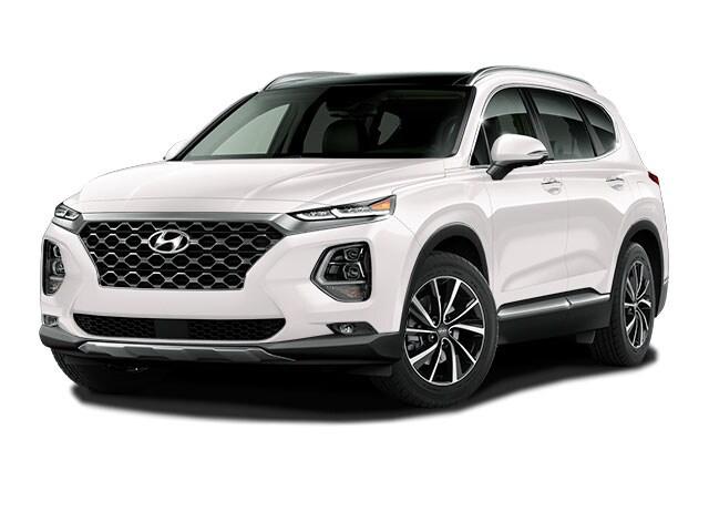 2020 Hyundai Santa Fe Se Vs Sel Vs Limited