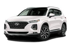New 2020 Hyundai Santa Fe Limited 2.4 SUV for Sale near Reading OH at Superior Hyundai South