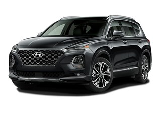 New 2020 Hyundai Santa Fe SEL 2.0T SUV for sale in Greenville NC