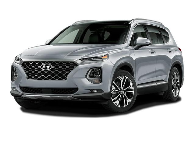 2020 Hyundai Santa Fe SEL 2.0T All-wheel Drive SUV