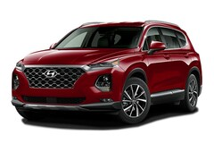 New 2020 Hyundai Santa Fe 2.4 SEL AWD SUV in Saint Peters MO