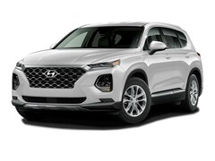New 2020 Hyundai Santa Fe SEL 2.4 SUV For Sale in Holyoke, MA
