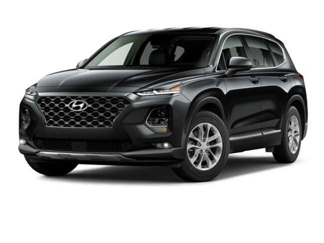 New 2020 Hyundai Santa Fe SEL SEL 2.4L Auto AWD For Sale/Lease Chico, CA