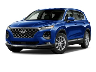 New 2020 Hyundai Santa Fe SEL 2.4 SUV for sale in Greenville NC