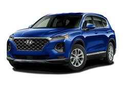 New 2020 Hyundai Santa Fe SEL 2.4 SUV 5NMS33ADXLH237165 HLH237165 Ft Lauderdale Area