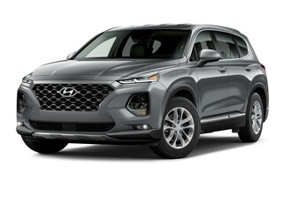 New 2020 Hyundai Santa Fe SEL 2.4 SUV 5NMS33AD1LH252895 for sale in Greenville NC