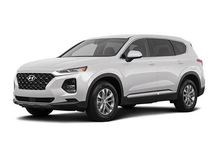2020 Hyundai Santa Fe SE 2.4 SUV Quartz White