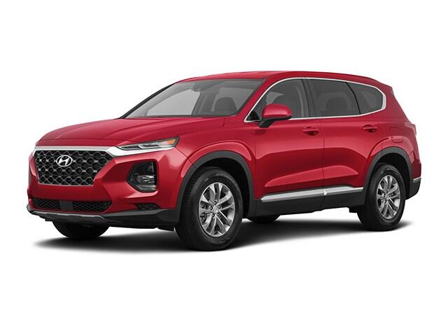 New 2020 Hyundai Santa Fe SE 2.4 SUV in Fresno, CA