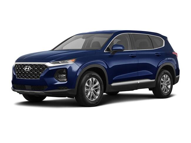 New 2020 Hyundai Santa Fe SE SUV Waipahu, Hawaii