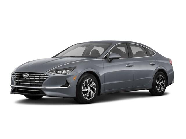 2020 Hyundai Sonata Hybrid Sedan