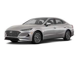 2020 Hyundai Sonata Hybrid Limited Sedan