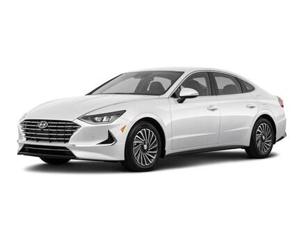 2020 Hyundai Sonata Hybrid SEL Sedan